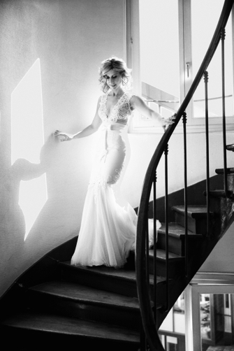Berta Bridal Real Wedding | PreOwnedWeddingDresses.com