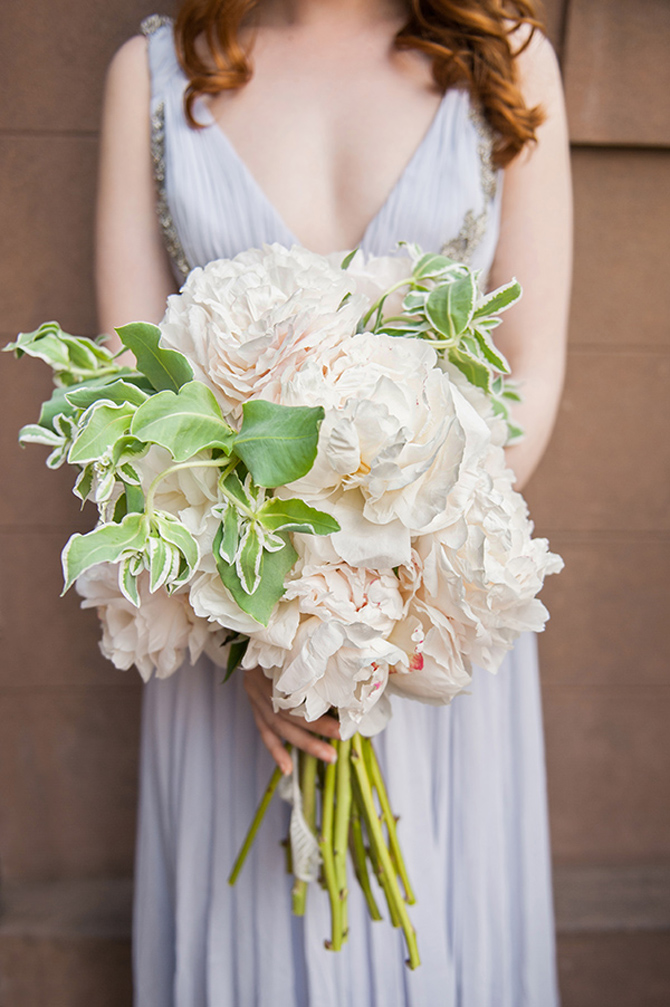 Bouquet Inspiration: Delicate Pastels | PreOwned Wedding Dresses