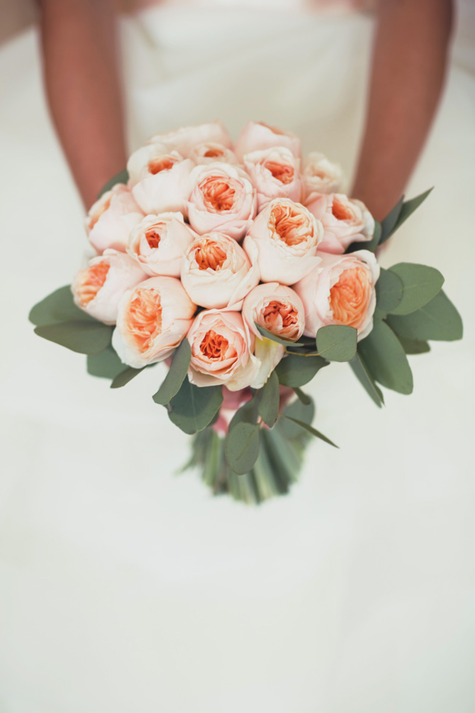 Pastel Wedding Bouquet Inspiration | PreOwnedWeddingDresses.com
