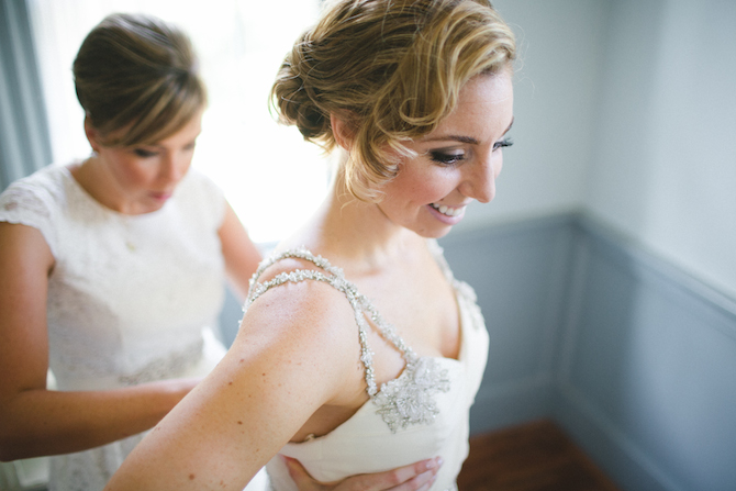Real Wedding | PreOwnedWeddingDresses.com