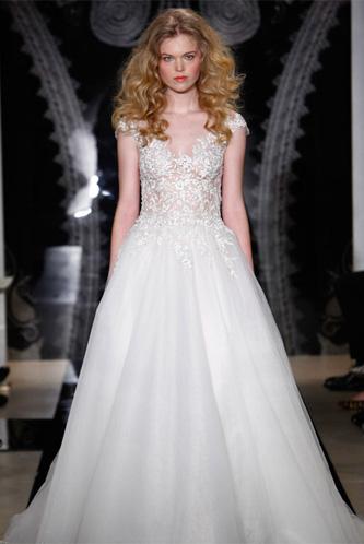 Reem Acra Fabiola wedding dress