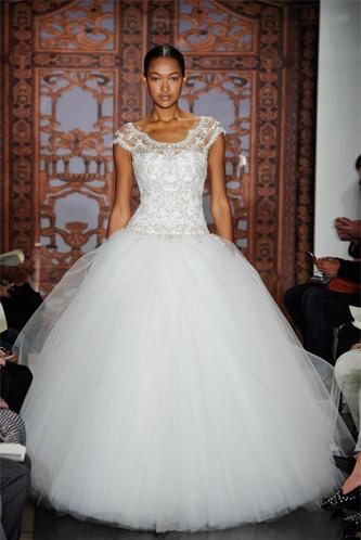 Reem Acra Full of Luck wedding dress