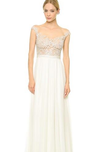 Reem Acra Juliet wedding dress