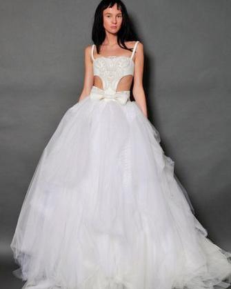 Vera Wang Fall 2016 Bridal
