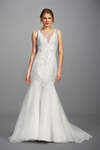 Liancarlo 5828 wedding dress