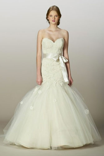 Liancarlo 5844 wedding dress