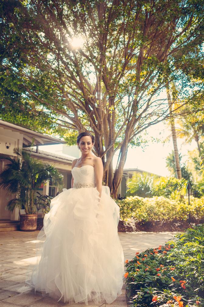 Reem Acra Eliza | PreOwnedWeddingDresses.com