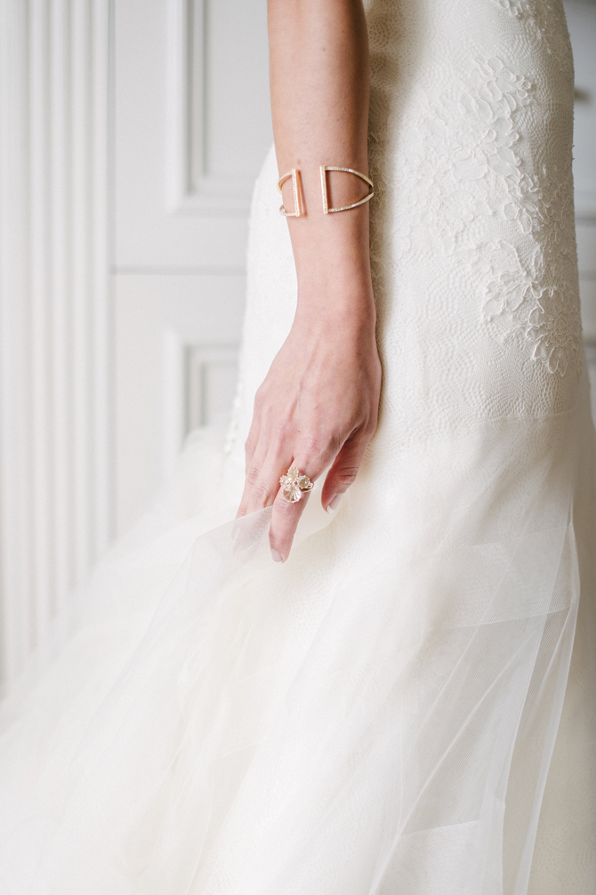 Vera Wang Georgina | PreOwnedWeddingDresses.com