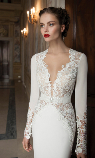 Berta 14-14 wedding dress