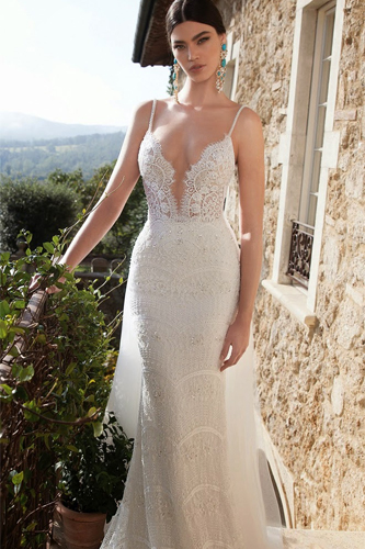 Berta 15-18 | Naked Wedding Dress