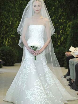 Carolina Herrera Astrid Wedding Dresses