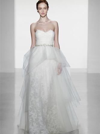 Christos Eliza Wedding Dress