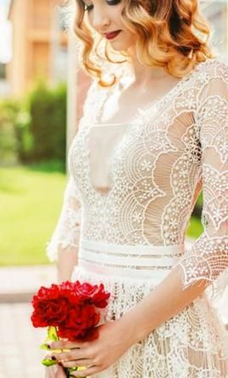 Custom Wedding Dress | Naked Wedding Dresses | PreOwnedWeddingDresses.com
