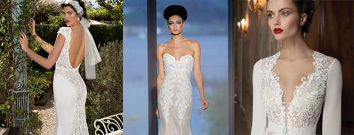 Naked Wedding Dresses | PreOwnedWeddingDresses.com