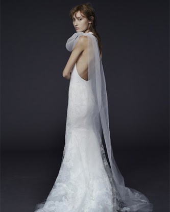 Vera Wang Piper wedding dress