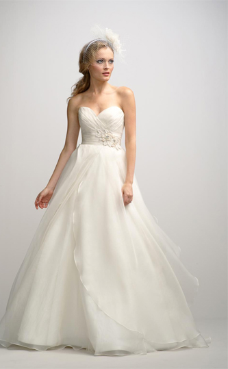 Watters Anouk wedding dress