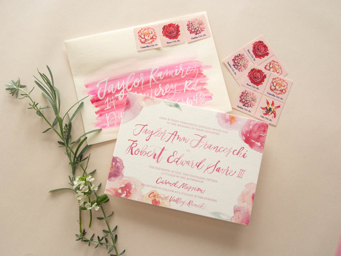 Elegant Invites | PreOwnedWeddingDresses.com