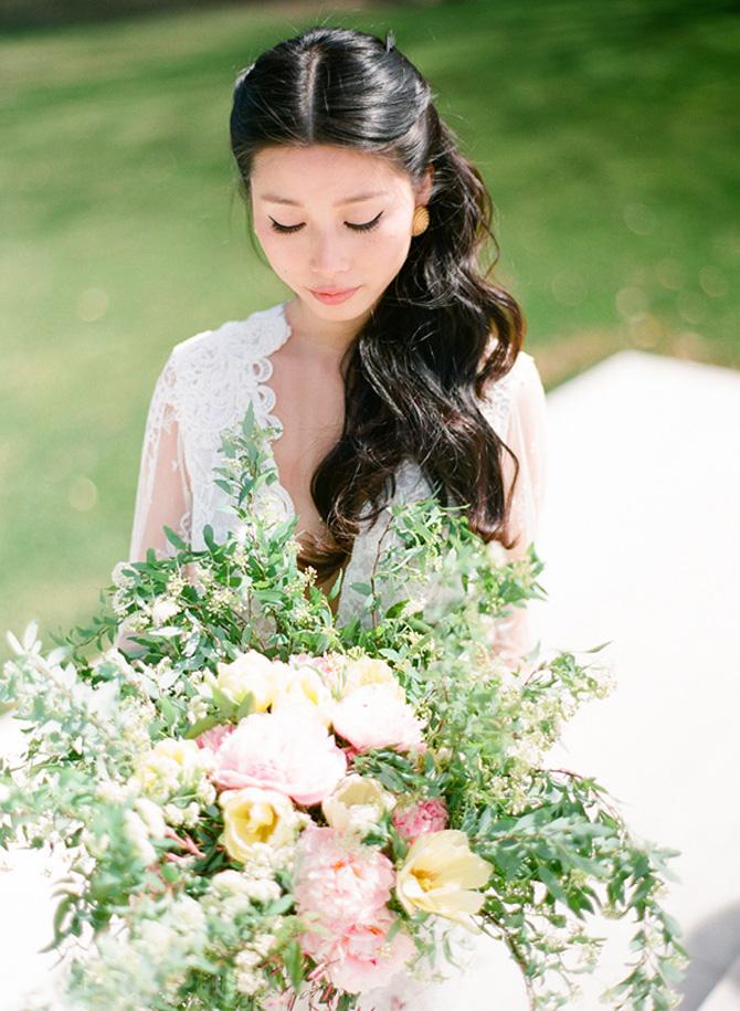 Beautiful Long Wedding Hair Ideas | PreOwnedWeddingDresses.com
