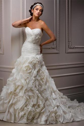 Maggie Sottero Alandra wedding dress