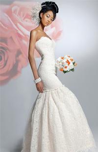 Modern Trousseau Monroe Wedding Dress