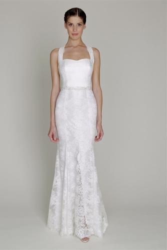 Monique Lhuillier BL1331 wedding dress