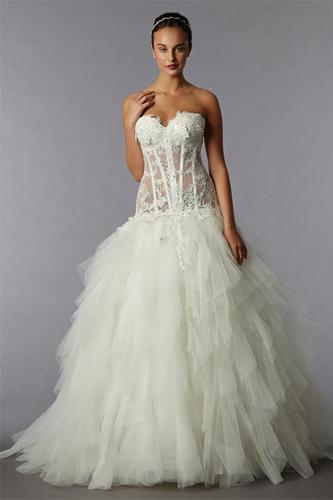 Wedding dress shopping preowned wedding dresses for Used pnina tornai wedding dress
