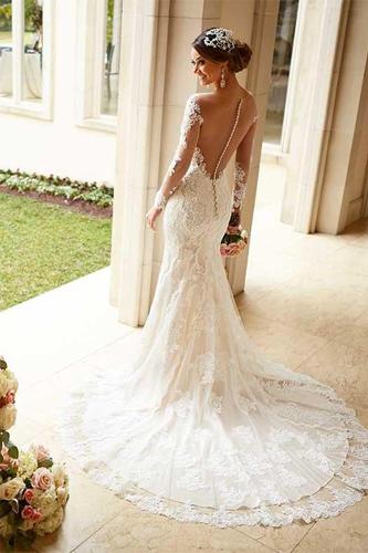 Stella York 6176 wedding dress