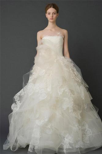 Vera Wang Helena wedding dress