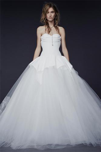 Vera Wang Penelope wedding dress