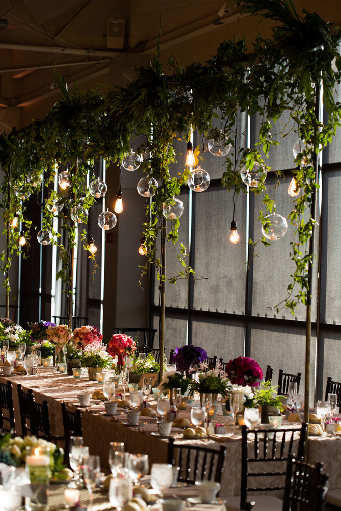 Bringing The Outdoors In At Your Wedding