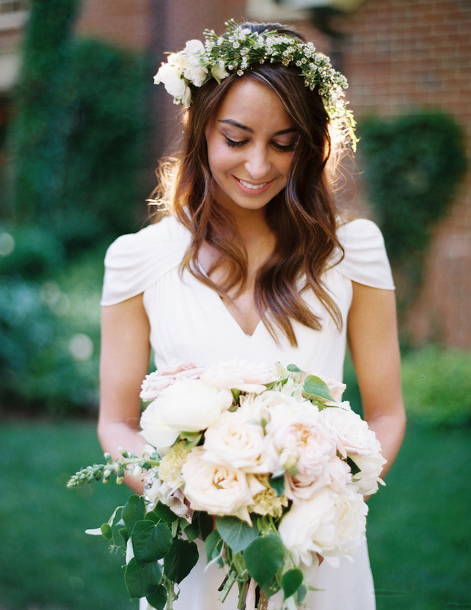Pastel Wedding Bouquet Inspiration | PreOwnedWeddingDresses.com