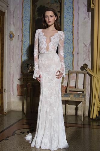 Alon livne carina wedding dress