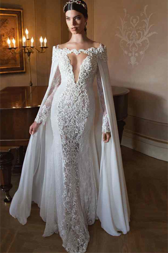 Berta wedding dress