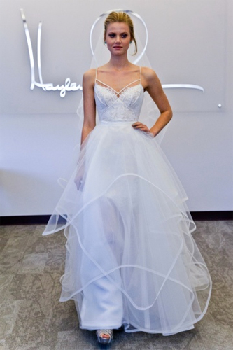 Hayley Paige Byron Wedding Dress