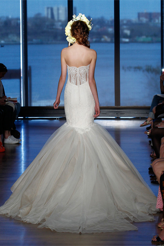 Ines di santo destry wedding dress
