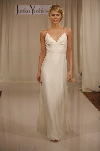 90 39 s style slip wedding dresses preowned wedding dresses