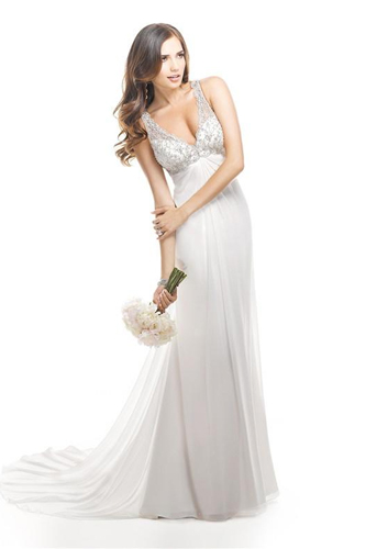 Maggie Sottero Toni wedding dress