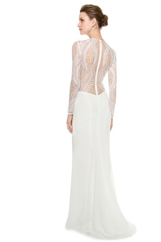Monique Lhuillier Halle wedding dress