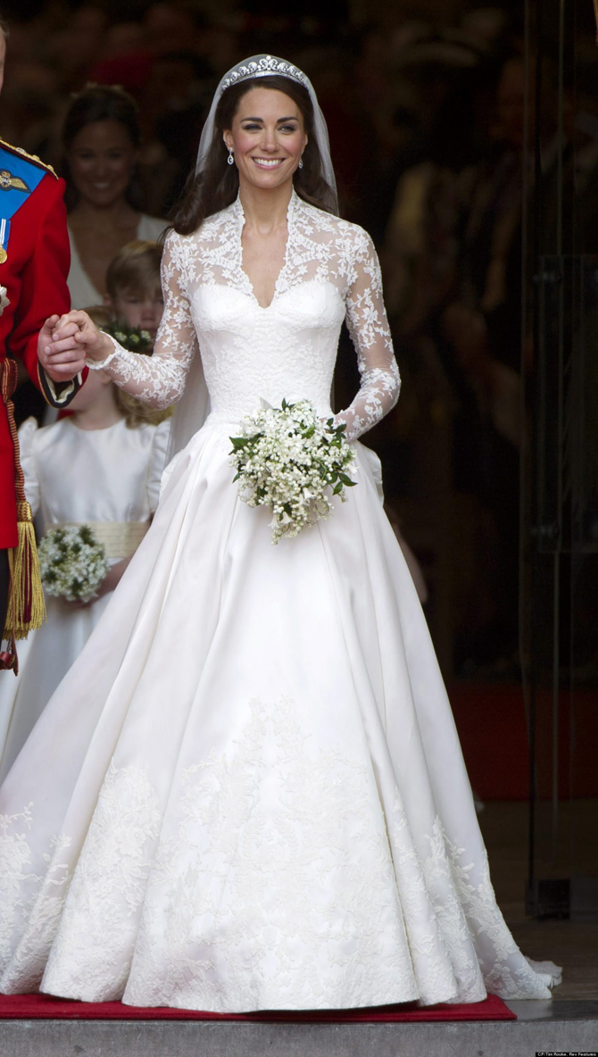 10 Iconic Wedding Dresses | PreOwnedWeddingDresses.com