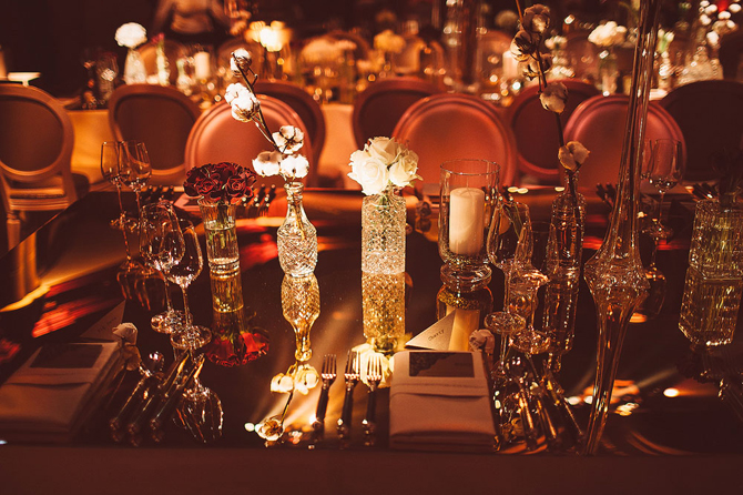 Gorgeous Wedding Tables   PreOwnedWeddingDresses.com