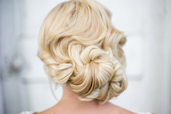 Wedding Updos | PreOwnedWeddingDresses.com