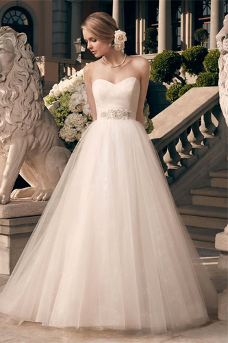 Casablanca 2177 wedding dress