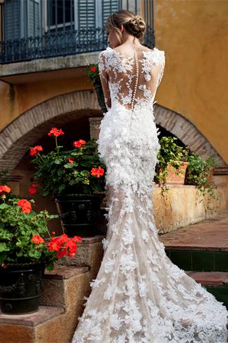 Pronovias Capricornio wedding dress