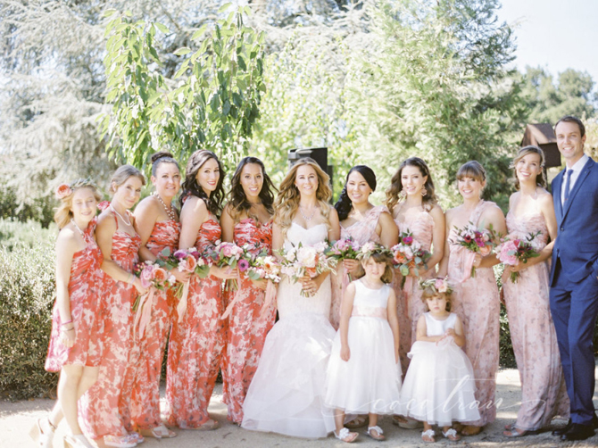 Fresh Bridesmaid Dress Inspiration | PreOwnedWeddingDresses.com