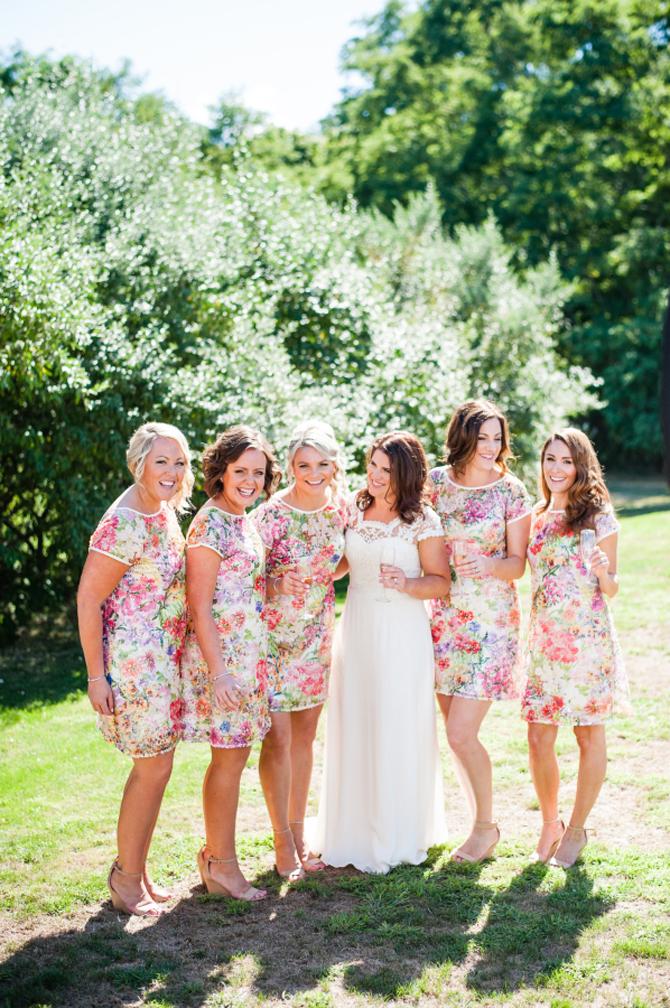 Fresh Bridesmaid Dress Inspiration   PreOwnedWeddingDresses.com