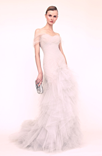 Marchesa wedding dress for sale | PreOwnedWeddingDresses.com