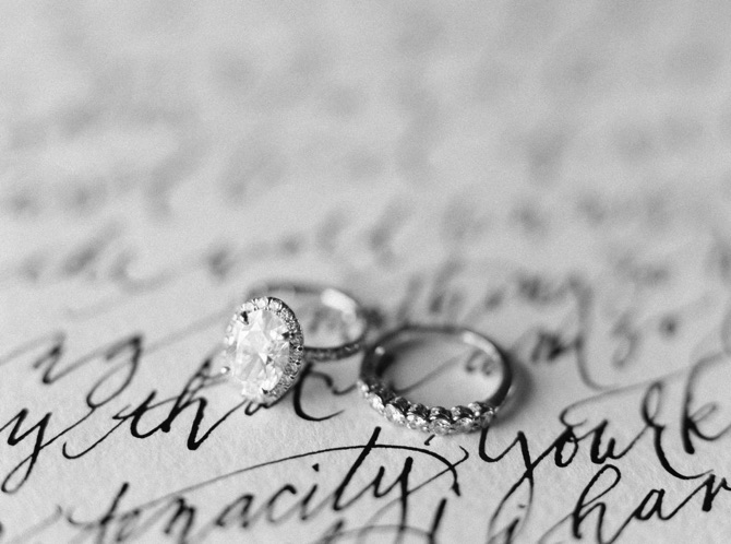 Monique Lhuillier Real Wedding From Erich McVey Photography