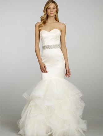 Alvina Valenta 9307 wedding dress for sale