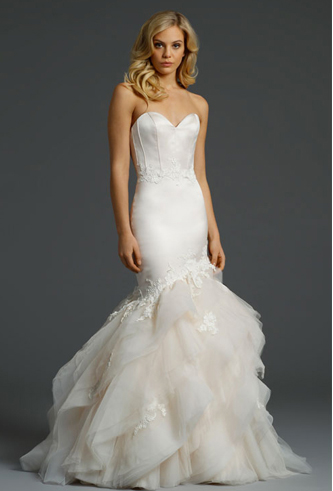 Alvina Valenta 9453 wedding dress for sale