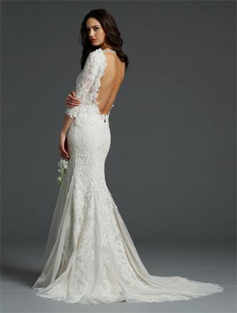 Alvina Valenta 9458 wedding dress